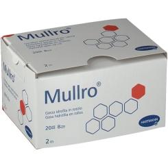 Mullro Verbandmull gerollt 2mx10cm 209403/2