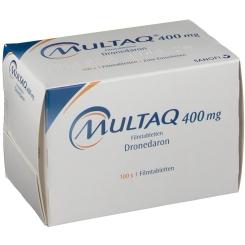 Multaq 400 mg Filmtabletten