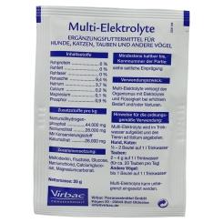 Multi-Elektrolyte