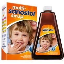 Multi-Sanostol® Sirup