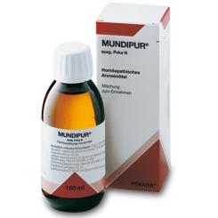 MUNDIPUR® spagyrischer Peka N Saft