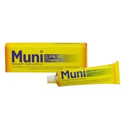 Muni 0,5% HC Creme