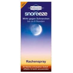 MURNAUERS snoreeze Rachenspray