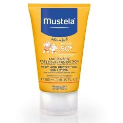 Mustela® Baby-Sonnenmilch SPF50+