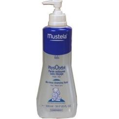 mustela® Bébé PhysiObébé reinigende Flüssigkeit