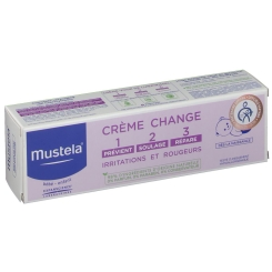 Mustela Creme zum Windelwechseln 1-2-3