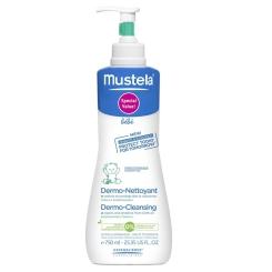 Mustela flüssige Seife Dermo-Reiniger