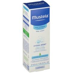 Mustela Hydra Bébé Gesichtscreme