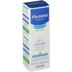 mustela® Hydra Bébé® Gesichtscreme