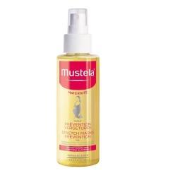 mustela® Maternité Öl zur Vorbeugung von Dehnungsstreifen
