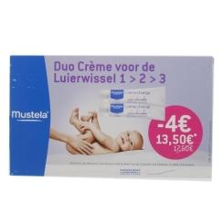 mustela® Windelwechsel-Creme 1-2-3