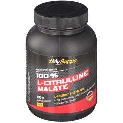 My Supps 100% L-Citrulline Malate