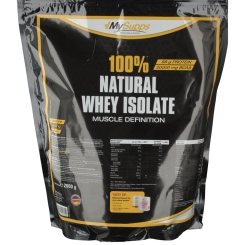 My Supps 100% Natural Whey Isolate