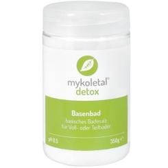 mykoletal® detox Basenbad