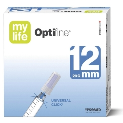 mylife Optifine® 12 mm Kanülen