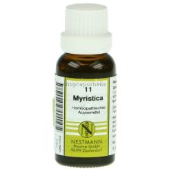 Myristica 11 Komplex Dilution