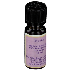 Myrrhenöl 100% ätherisches Öl