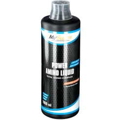 MySupps Power Amino Liquid Orange