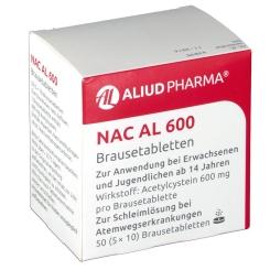 Nac Al 600 Brausetabletten
