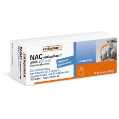 NAC-ratiopharm® akut 200 mg Hustenlöser