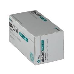 Nacom 250 Tabletten