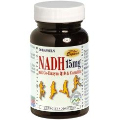 NADH-15mg Kapseln
