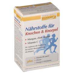 Nährstoffe für Knochen und Knorpel Feingold