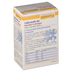 Nährstoffe für Knochen und Knorpel