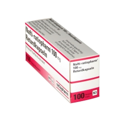 NAFTI RATIOPHARM 100 mg