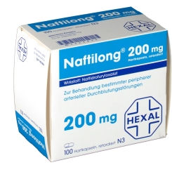 Naftilong 200 mg Retardkapseln