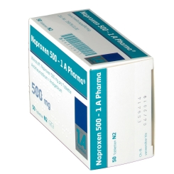 Naproxen 500 1 A Pharma