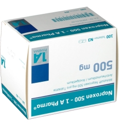 NAPROXEN 500 1A Pharma