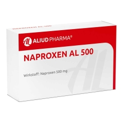 Naproxen Al 500 Tabletten