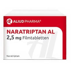 NARATRIPTAN AL 2,5 mg Filmtabletten