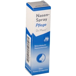 Nasen-Spray Pflege Dr. Mann®