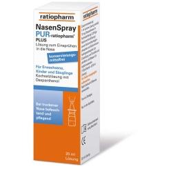 NasenSpray PUR-ratiopharm® PLUS