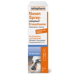 Nasenspray-ratiopharm® Erwachsene
