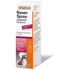 Nasenspray-ratiopharm® Panthenol