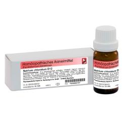Natrium chloratum D12 Globuli