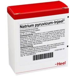 Natrium pyruvicum-Injeel® Ampullen