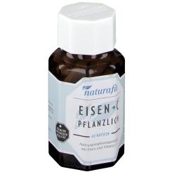 naturafit® Eisen + C pflanzlich