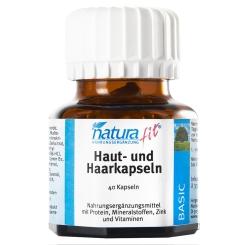 naturafit® Haut- und Haarkapseln