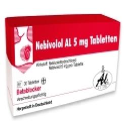 Nebivolol Al 5 mg Tabletten