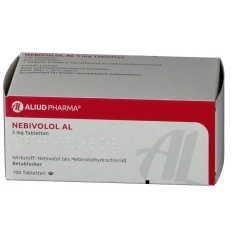 Nebivolol Al 5 mg Tabletten