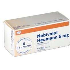 Nebivolol Heumann 5 mg Tabletten