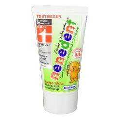 nenedent® Kinderzahncreme homöopathieverträglich mit Fluorid