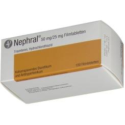 Nephral Filmtabl.