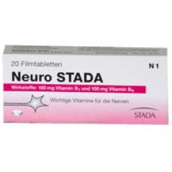 Neuro STADA® Filmtabletten