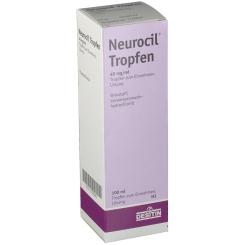 Neurocil Pipettenflasche Tropfen