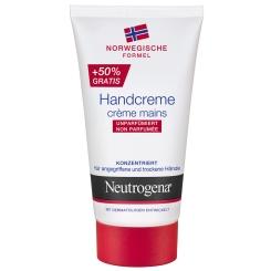 Neutrogena® Norwegische Formel unparfümierte Handcreme + 50% GRATIS